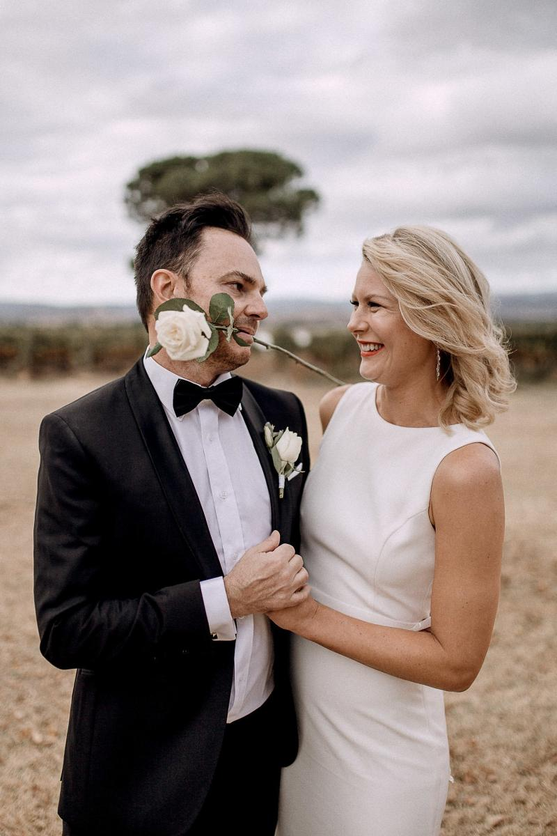 Jennifer & Paul's Yarra Valley Wedding